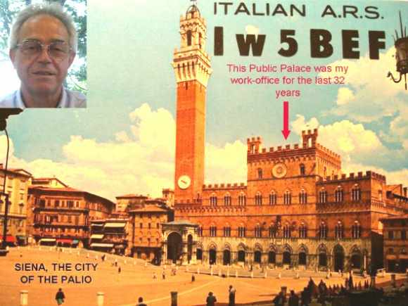 Betti fabio radioamatore siena toscana italia italy